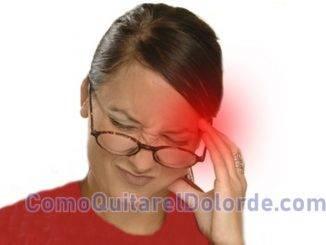 como quitar el dolor de cabeza tensional
