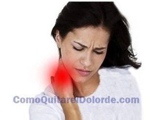 como quitar el dolor de cuello por estres