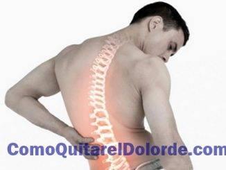 como quitar el dolor de espalda